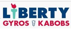 Liberty Gyros & Kabobs Logo