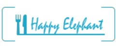 Happy Elephant Logo