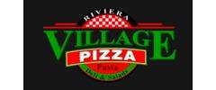 Riviera Village Pizza Logo