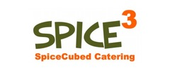 SpiceCubed Catering Logo