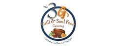 The 3 G's Grilled & Soul Food Catering Logo