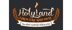 Holy Land Grocery & Bakery Logo