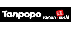 Tanpopo Ramen and Sushi Logo