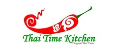 Thai Time Kitchen Logo