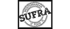 Sufra Mediterranean Food Logo