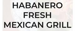 Habanero Fresh Mexican Grill Logo