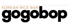 gogobop Korean Rice Bar Logo