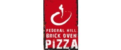 Federal Hill Pizza Logo