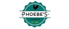 Phoebe's Diner Logo