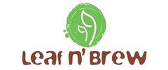 Leaf n' Brew Logo