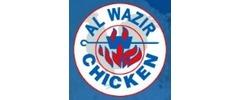 Al Wazir Chicken Logo
