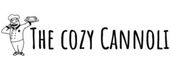 The Cozy Cannoli Logo
