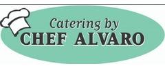 Catering By Chef Alvaro Logo