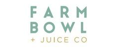 Farm Bowl and Juice Co. Logo