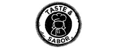 Taste & Sabor Logo