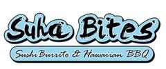 Suha Bites Sushiburrito & Hawaiian BBQ Logo