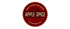 Apple Spice Box Lunch Delivery & Catering Co Logo