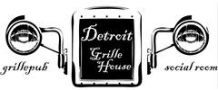 Detroit Grille House & Social Hall Logo