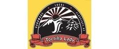 The Tortilla Lady Logo