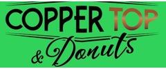Copper Top Coffee & Donuts Logo