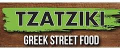 Tzatziki Greek Street Food Logo