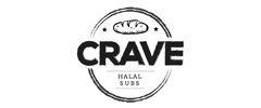 Crave Halal Subs Logo