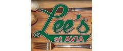 Lee's at Avia Logo