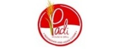 Padi House and Grill  logo