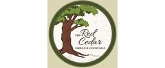 The Red Cedar Grill and Cocktails Logo