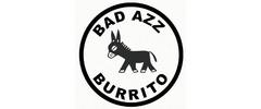 BAD AZZ BURRITO Logo