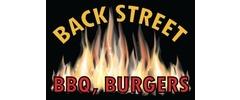 Back Street BBQ Burger logo