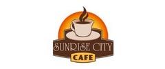 Sunrise City Cafe logo