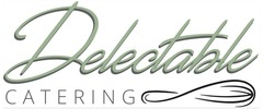 Delectable Catering Logo