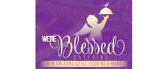We're Blessed Catering Logo