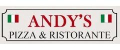 Andy's Pizza & Ristorante Logo