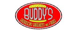 Buddy's Burgers Breasts and Fries Logo
