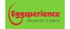 Eggsperience Pancakes and Cafe Logo