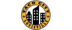 Taco City Louisville logo