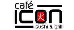 Cafe Icon Sushi & Grill Logo
