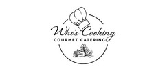 Who's Cooking Gourmet Catering Logo