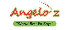 Angelo'z World's Best Po Boys Logo