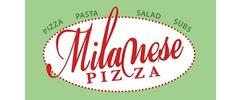 Milanese Pizza Logo