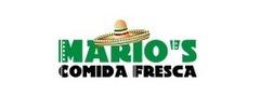 Mario's Cart logo