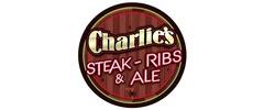 Charlie's Steak Ribs & Ale Logo