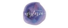 Cafe Wisteria Logo