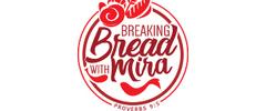 Breaking Bread with Mira Logo