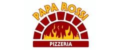 Papa Rossi Pizzeria Logo
