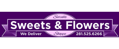 Sarah's Sweets and Flowers Shoppe Logo