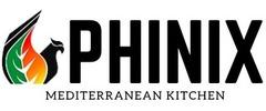 Phinix Mediterranean Kitchen Logo