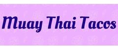 Muay Thai Tacos Logo